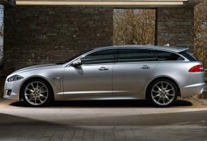 2013 Jaguar XF Sportbrake