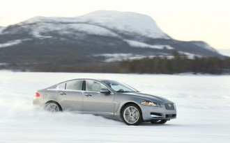2013 Jaguar XF Preview