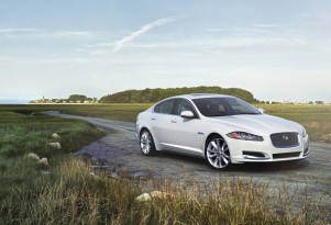 2013 Jaguar XF: From V-8 To Turbo Four For Fuel Efficiency