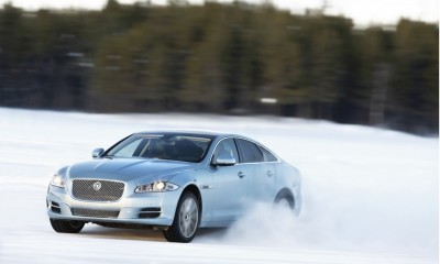 2013 Jaguar XJ Photos