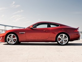 2013 Jaguar XKR Coupe