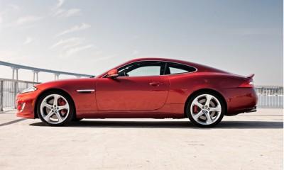 2013 Jaguar XK Photos