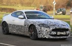 Spy Shots: 2013 Jaguar XKR Facelift