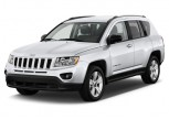2013 Jeep Compass FWD 4-door Sport Angular Front Exterior View
