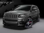 2013 Jeep Grand Cherokee SRT8 Vapor special edition