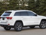2013 Jeep Grand Cherokee TrailHawk Edition 