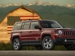 2013 Jeep Patriot Freedom Edition Gives To Military Charities