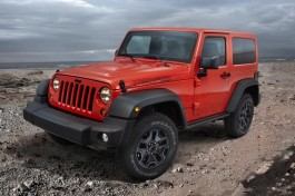 2013 Jeep Wrangler Moab