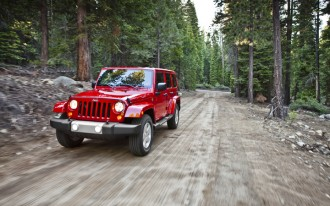 2012-2013 Jeep Wrangler Recalled For Transmission Problem