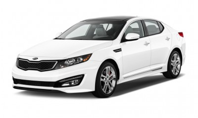 2013 Kia Optima Photos