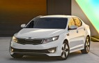 2013 Kia Optima Hybrid: More Space, Improved Gas Mileage