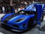 2013 Koenigsegg Agera R live photos
