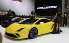 2013 Lamborghini Gallardo LP 560-4 Live Photos: 2012 Paris Auto Show