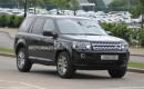 2013 Land Rover LR2 (Freelander) facelift spy shots