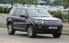 2013 Land Rover LR2 Spy Shots
