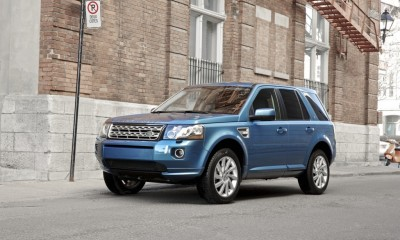 2013 Land Rover LR2 Photos