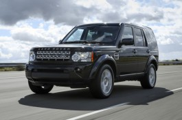 2013 Land Rover LR4 