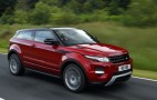 Nine-Speed Auto Pegged For Range Rover Evoque: Report
