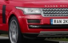 2013 Land Rover Range Rover Rendered