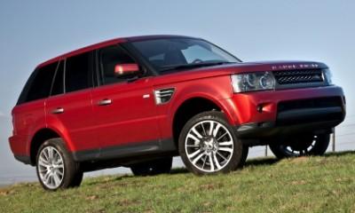 2013 Land Rover Range Rover Sport Photos