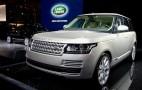 2013 Land Rover Range Rover Live Photos: 2012 Paris Auto Show