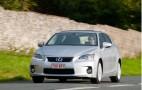 Lexus CT 200h Compact Hybrid Faces New Mercedes, Audi Competitors
