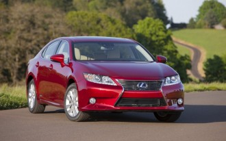2013 Lexus ES Driven, Lexus GS Coupe, Fiat 500 EV: Today's Car News