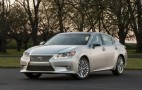 Lexus Cuts Production Over China Tensions: Report