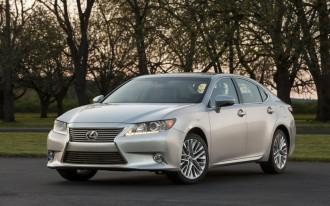 2013 Lexus ES: First Drive