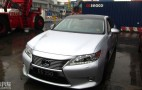 2013 Lexus ES Caught In China