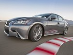 2013 Lexus GS 350 F Sport Recalled For Steering Problem