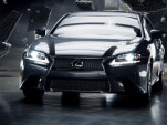 2013 Lexus GS 350 in The Beast Super Bowl ad