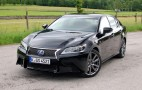 2013 Lexus GS 450h: First Drive