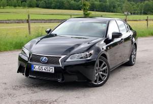 2013 Lexus GS 450h: First Drive