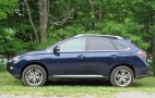 2013 Lexus RX 450h: 750-Mile Gas Mileage Test