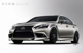 2013 Lexus LS 460 Photos