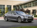 2013 Lexus LS 460