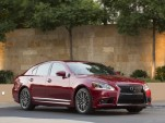 2013 Lexus LS 460 F Sport