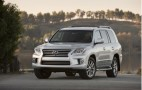 2013 Lexus LX 570 Revealed At 2012 Detroit Auto Show