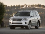 2013 Lexus LX 570 Preview: Detroit Auto Show