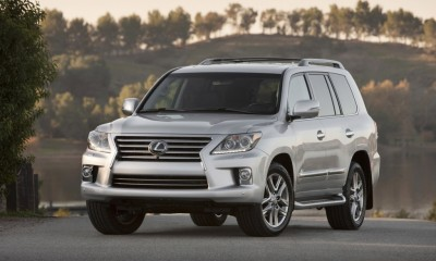 2013 Lexus LX 570 Photos