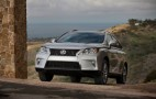 2013 Lexus RX Crossover Priced From $40,185