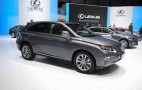 2013 Toyota RX 450h Hybrid And GS 450h Hybrid Prices Announced