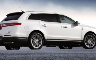 2013 Lincoln MKT: Full-Size Luxury Crossover Gets A Refresh