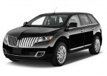 2013 Lincoln MKX FWD 4-door Angular Front Exterior View