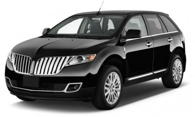 2013 Lincoln MKX Photos