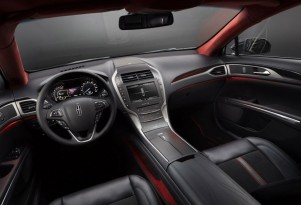 Lincoln Debuts 'Black Label' Trims For High-End Customers