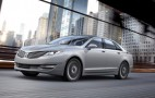 2013 Lincoln MKZ Hybrid Rated At 45 MPG Combined By EPA
