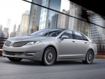2014 Lincoln MKZ Hybrid Production To Double To 40 Percent Of Total