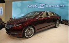 Max Wolff Presents Lincoln's MKZ Concept: Video